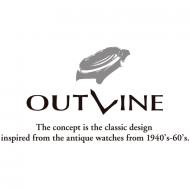 OUTLINE|アウトライン|時計誌編集長・菊地吉正プロデュースのヴィンテージ調オリジナル腕時計
